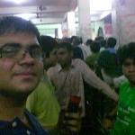 Motu @ Shanidham Dharshan Que