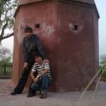 Me & Jahil @ Akbar Burj Just Behind CM Dhaba