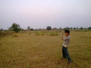 Jahil (Sahil) Showing Train