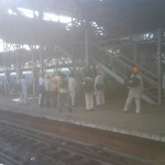 Amritsar Station Where Train Changed Engine From Electric To Diesel