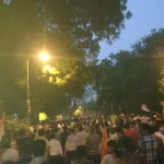 March Towards Jantar Mantar