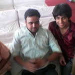 Ankit With Aakash